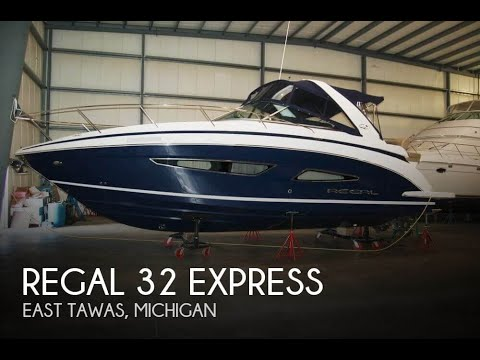 [UNAVAILABLE] Used 2015 Regal 32 Express in East Tawas, Michigan