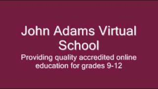 John Adams Virtual School: John Adams Virtual School - For All People