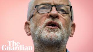 Jeremy Corbyn delivers speech on Brexit - watch live