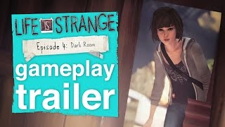 Life is Strange: Episode 4 Trailer - Dark Room