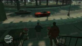 GTA 4 PC GAMEPLAY CORE I7 SLI GTX 280