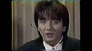 浅倉大介さんが、1stアルバム「LANDING TIMEMACHINE」について説明して...