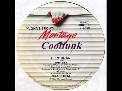 Yvonne Brown - Goin' Down (12