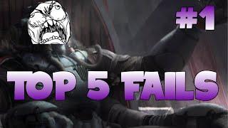 Destiny | Top 5 Fails #1 | Deutsch