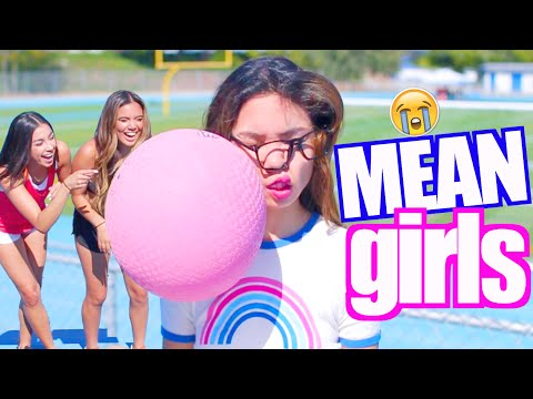 How to Deal with MEAN GIRLS! Back to School Survival Guide 2016