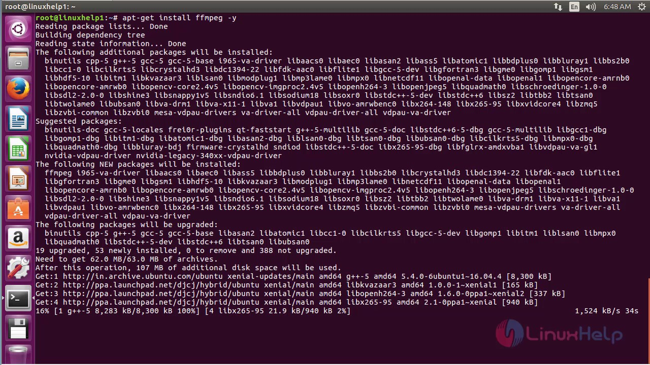 Easy Screencasting and Webcamming with ffmpeg in Linux