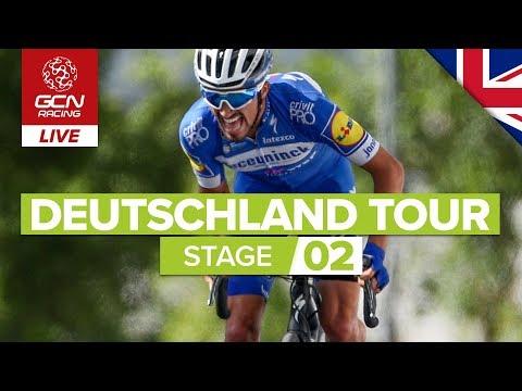 Deutschlandtour Live