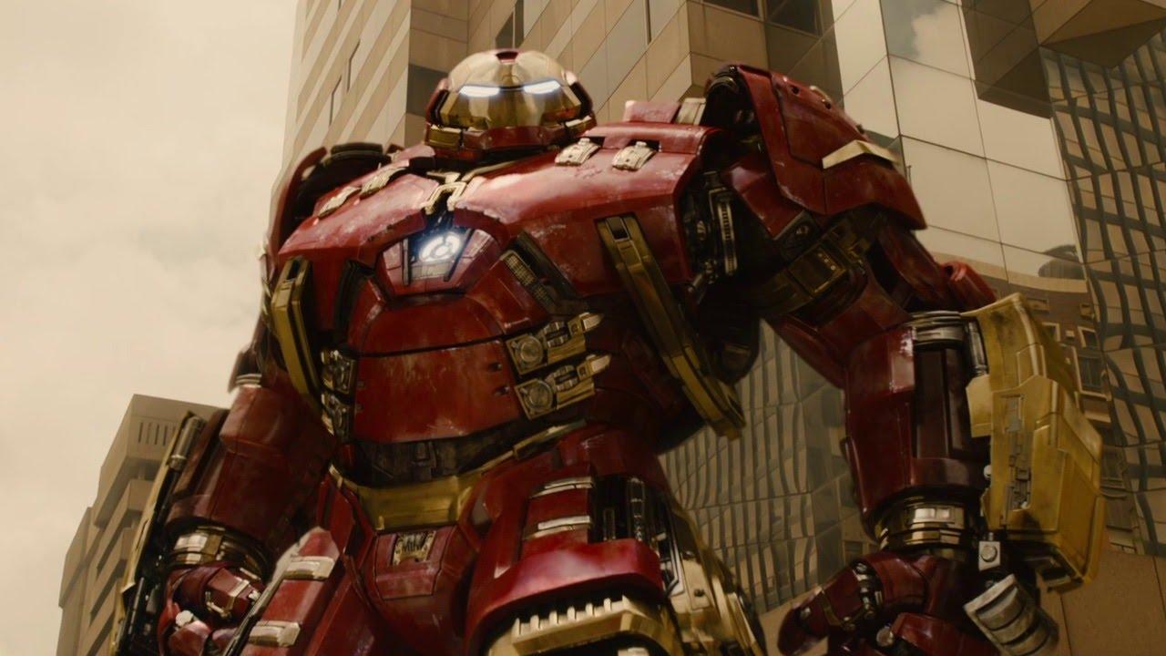 "Marvel's Avengers: Age of Ultron - ""Hulkbuster"" Clip - YouTube"