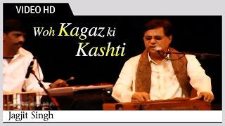Woh Kagaz Ki Kashti | Live In Sydney | Ghazal Video Song | Jagjit Singh