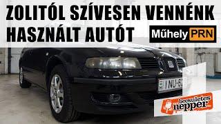 MűhelyPRN 27. a Becsületesnepperrel: Zolitól szívesen vennénk használt autót