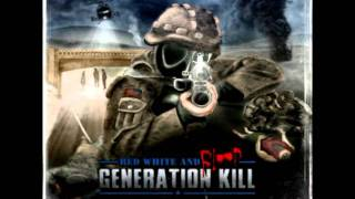 "Generation Kill ""Red, White and Blood"" Full CD Sampler"
