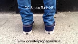 Counter Propaganda - DC Shoes Tonik XE