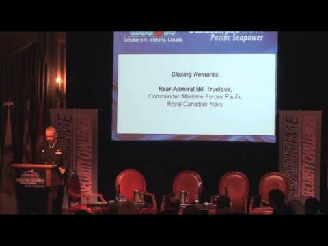 MSC14 - Closing Remarks: RAdm Truelove
