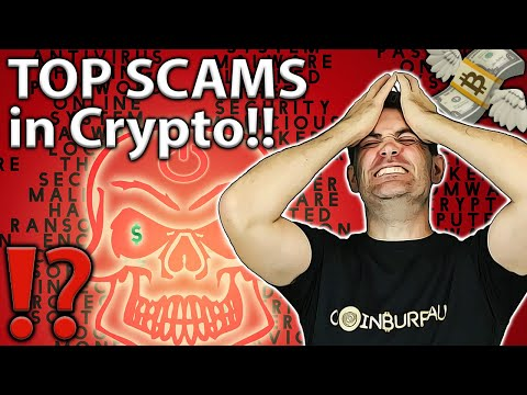 WATCH OUT For these Crypto SCAMS!!😱