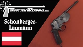 Josef laumann was an austrian designer of early ring-trigger manually repeating pistols, and one the first to develop that type handgun into a semi...