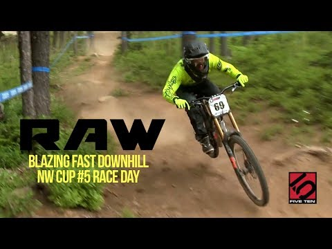 Blazing Fast Downhill! Vital RAW - NW Cup #5 Race Day