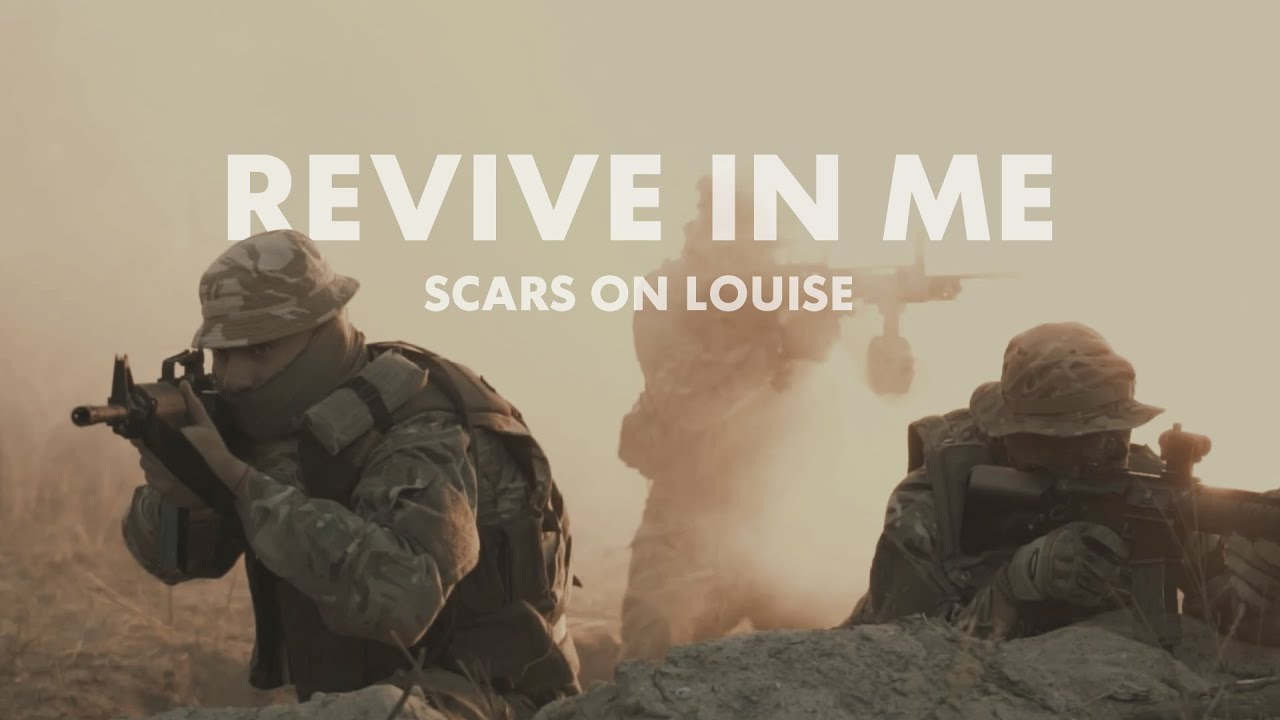 SCARS ON LOUISE - REVIVE IN ME (lyric video)