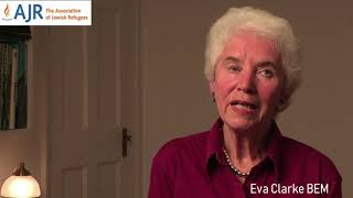 Eva Clarke: My birth at Mauthausen concentration camp