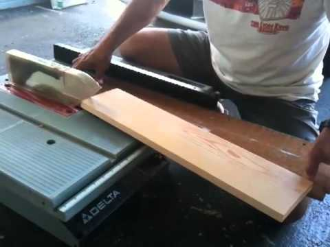 how to make a pedal board out of scrap wood youtube. Black Bedroom Furniture Sets. Home Design Ideas