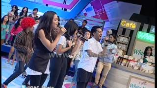 "Video GAC ""Bahagia"" - dahSyat 07 Maret 2015 download MP3, 3GP, MP4, WEBM, AVI, FLV April 2018"