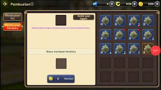 Tips & Trick How to Get Heraldy 3rd Attribute Epic Dragon Nest M