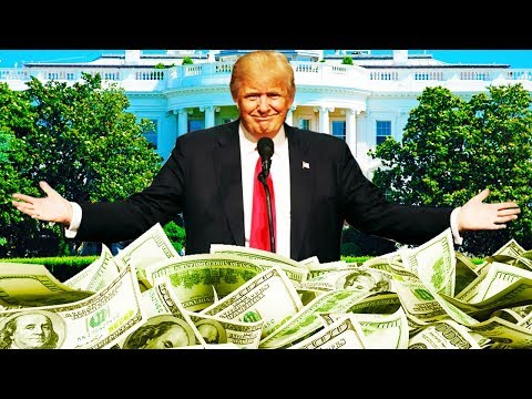 How Much Money Trump Made From His Tax Cuts