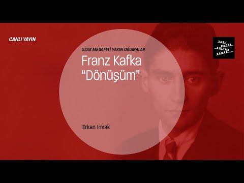 """Uzak Mesafeli Yakın Okumalar - Franz Kafka """"Dönüşüm"""""""