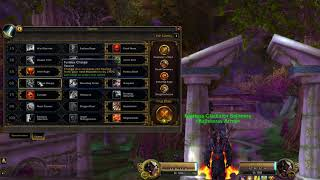 Bajheera - 8.0 Fury Warrior Talent Guide & Overview - WoW Battle for Azeroth (Pre-Patch)