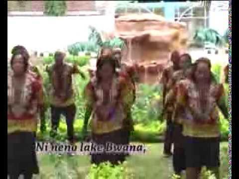 Ni Neno lake Bwana - Christ the King Choir, Miritini, Mombasa