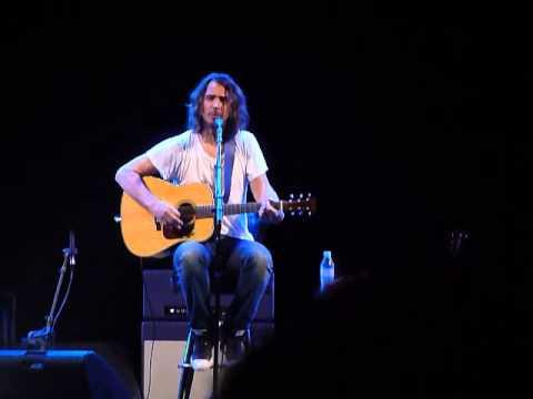 Chris Cornell - Call Me A Dog (Songbook Acoustic Tour) Live @ London Palladium, 18.06.2012.