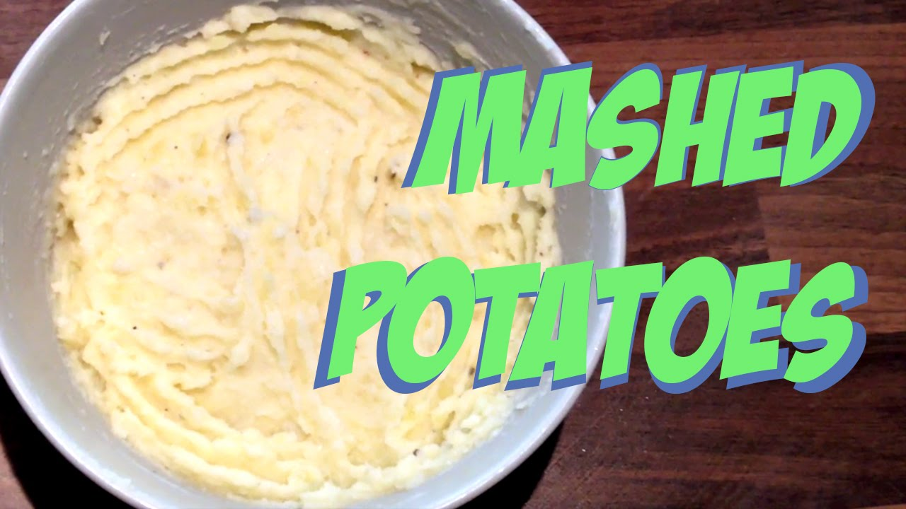 mashed potatoes in microwave fastmicrowave