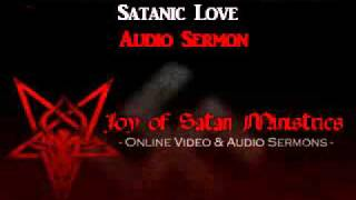 Joy of Satan: Satanic Love - High Priestess Maxine Dietrich Sermon