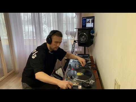 DJ Profit - Special Vinyl Set @ Home
