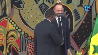 Macky Sall après la restitution du sabre d'El Hadj Omar au Sénégal : « Ce jour est historique! »