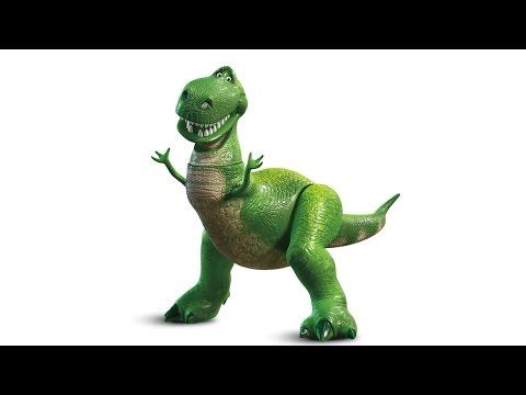 Dinosaure Rex Juguetes Infantiles Toy Story - YouTube