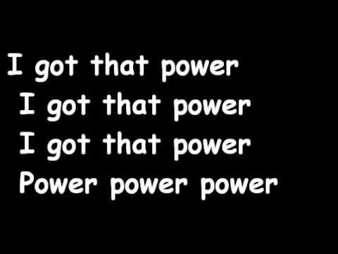 will.i.am ft Justin Bieber - That Power (Lyric Video)