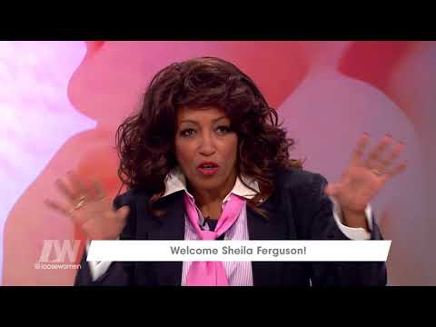 Sheila Ferguson Realised She Wanted to Drastically Change Her Life | Loose Women