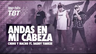 Andas Em Mi Cabeza   Chino Y Nacho Ft. Daddy Yankee   Fitdance Life (coreografía) Dance Video