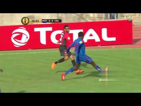 Mbabane Swallows 1 X 0 1*Dagosto CAF Ligas dos Campeões  15-05-2018