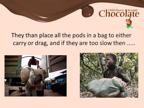 Child Slavery in Your Chocolate