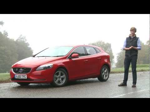 2013 Volvo V40 UK review - What Car?