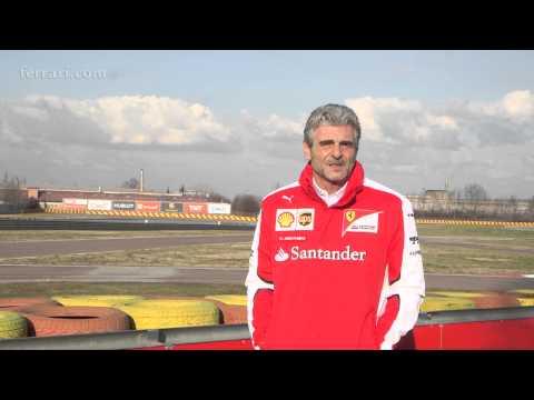 Pre-season interview with Ferrari's Maurizio Arrivabene