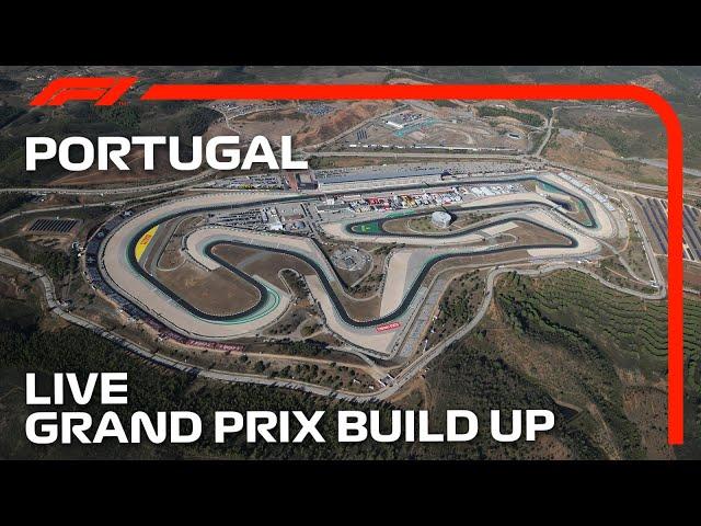 F1 LIVE: Portuguese GP Build Up