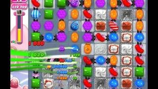 Candy Crush Saga Level 1497 (No booster, 3 Stars)