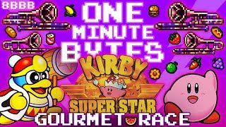 Gourmet Race - One Minute Bytes #11 (The 8-Bit Big Band)