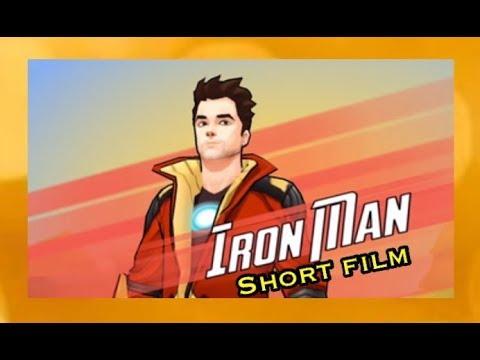 Iron man short film (cringe)