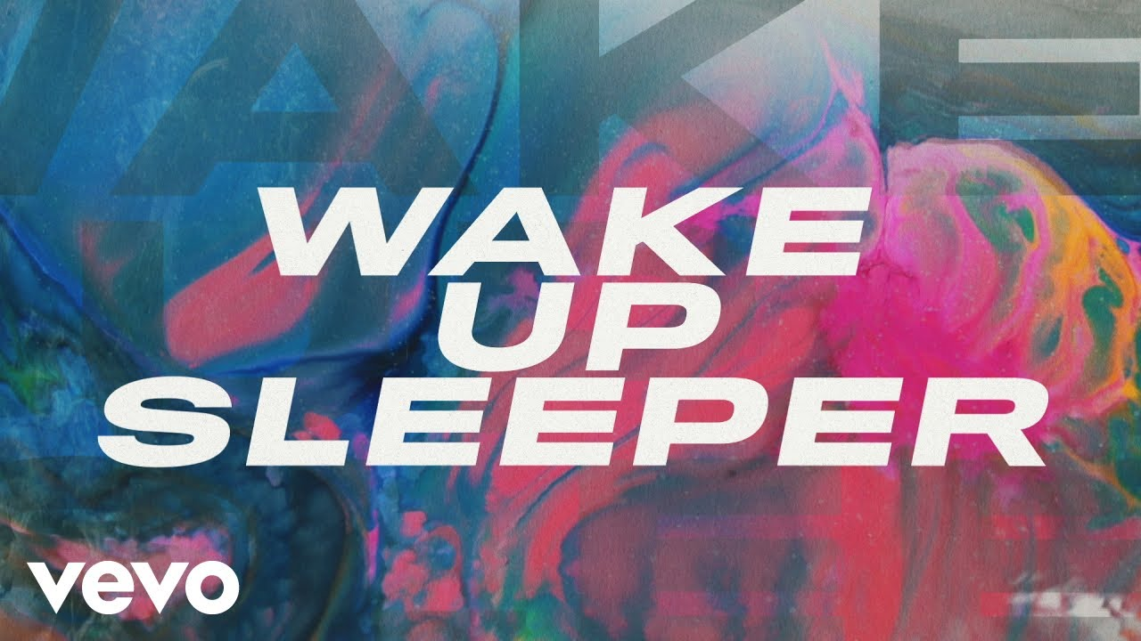 Austin French - Wake Up Sleeper (Official Lyric Video)