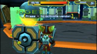 Ratchet And Clank: Size Matters (PSP/PS2) - Part 3 (Kalidon)