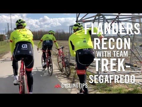 Trek-Segafredo Tour of Flanders Recon: Stolen bikes and dangerous Degenkolb