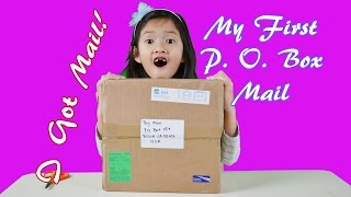 Big Moon Fan Mail | My First Fan Mail Package
